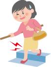 膝や股関節の痛みについて