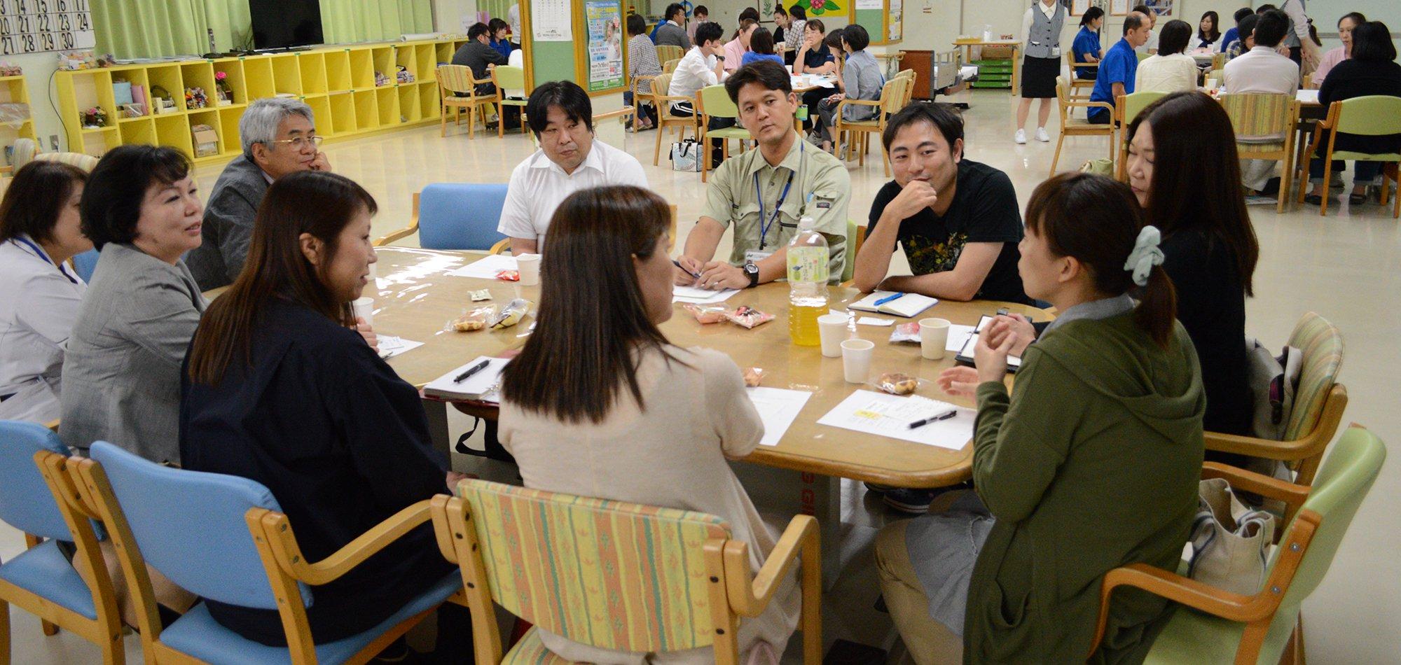 「熊本ホスピタウン」の実現に向け、在宅医療が充実した街づくり